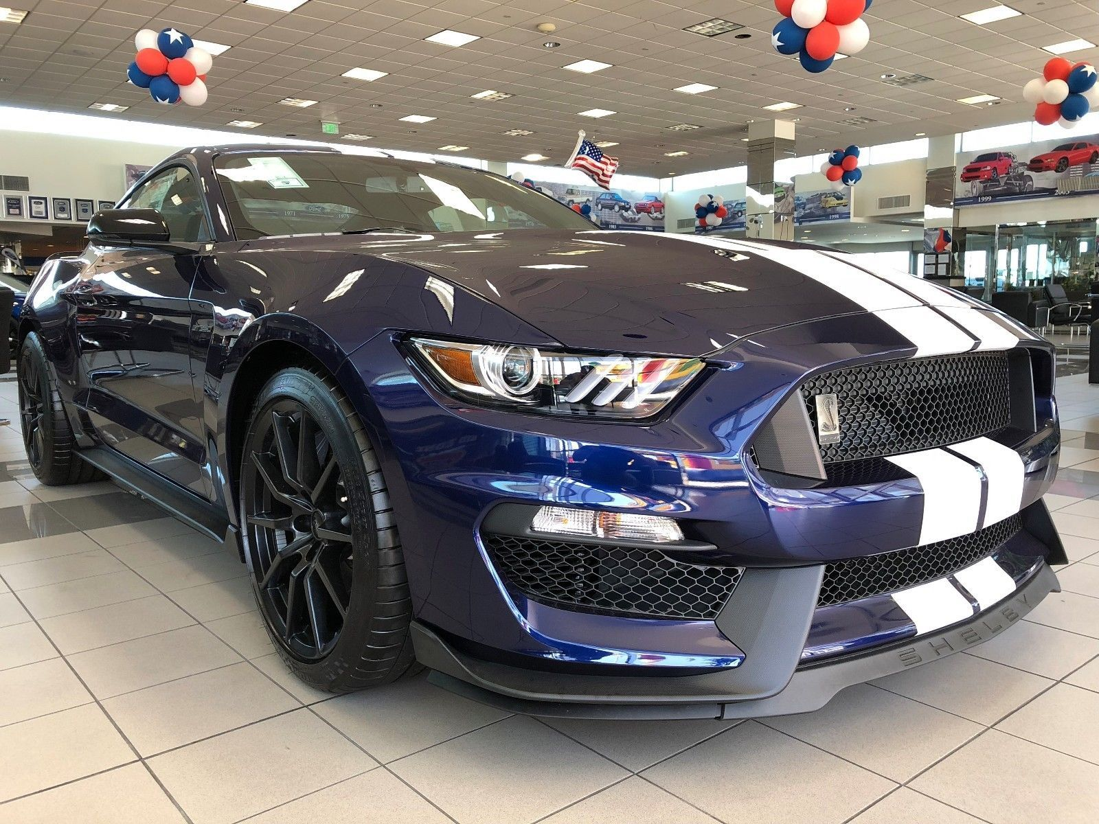 Ebay 2018 Ford Mustang Shelby Gt350 2018 Ford Mustang Shelby