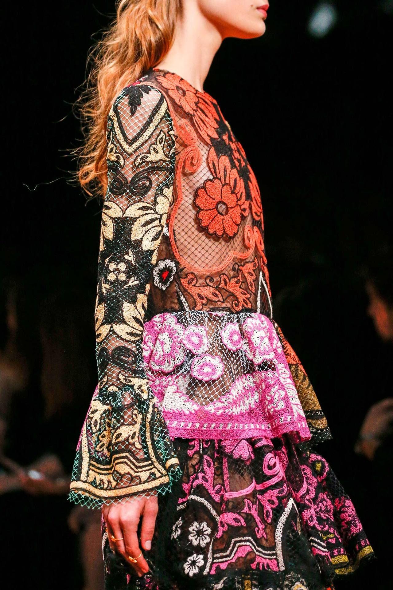 Valentino Couture (Détails) Printemps 2015