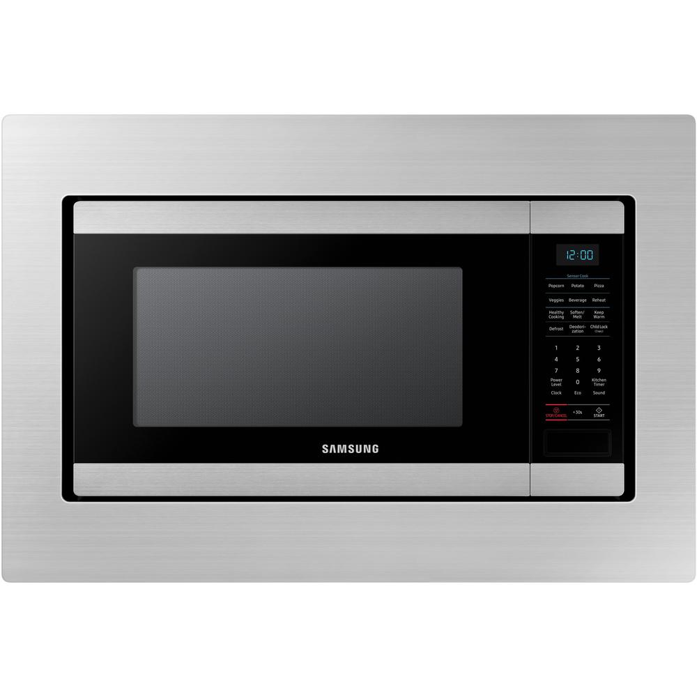 Samsung 29 8 In Trim Kit For Samsung Ma19m8000as Countertop