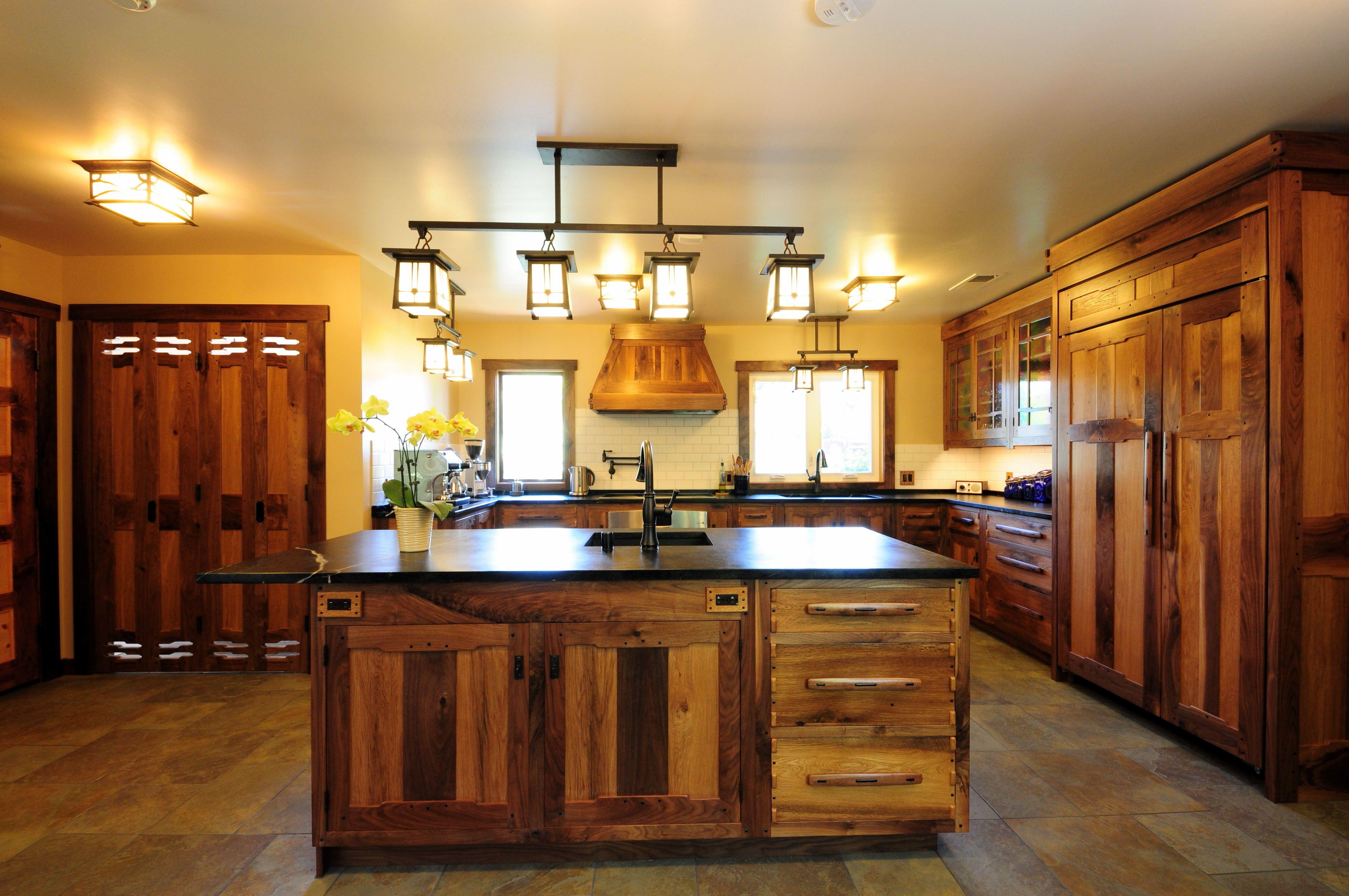 Beste Küche Insel Anhänger Licht   Rustic kitchen design, Kitchen ...
