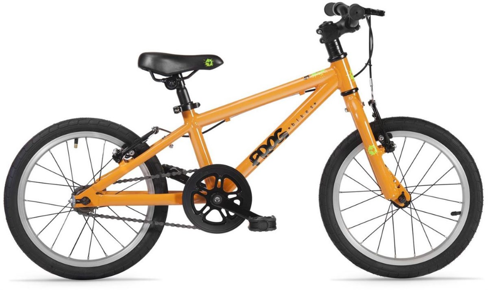 Frog 48 16w 2020 Kids Bike In 2020 Kids Bike Kids Bike Sizes