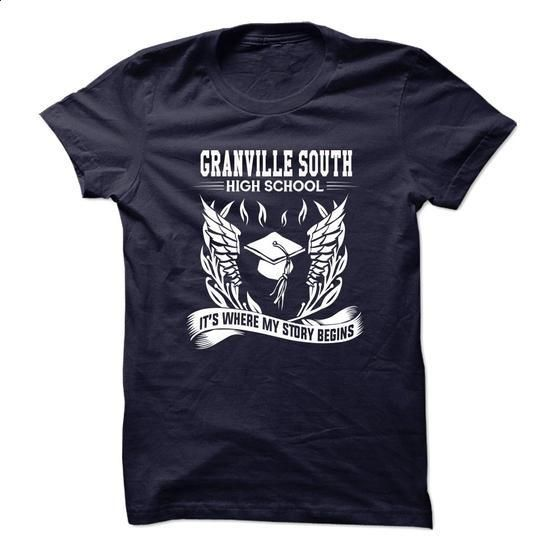 Granville South High School - #hipster tshirt #awesome hoodie. CHECK PRICE => https://www.sunfrog.com/No-Category/Granville-South-High-School.html?68278