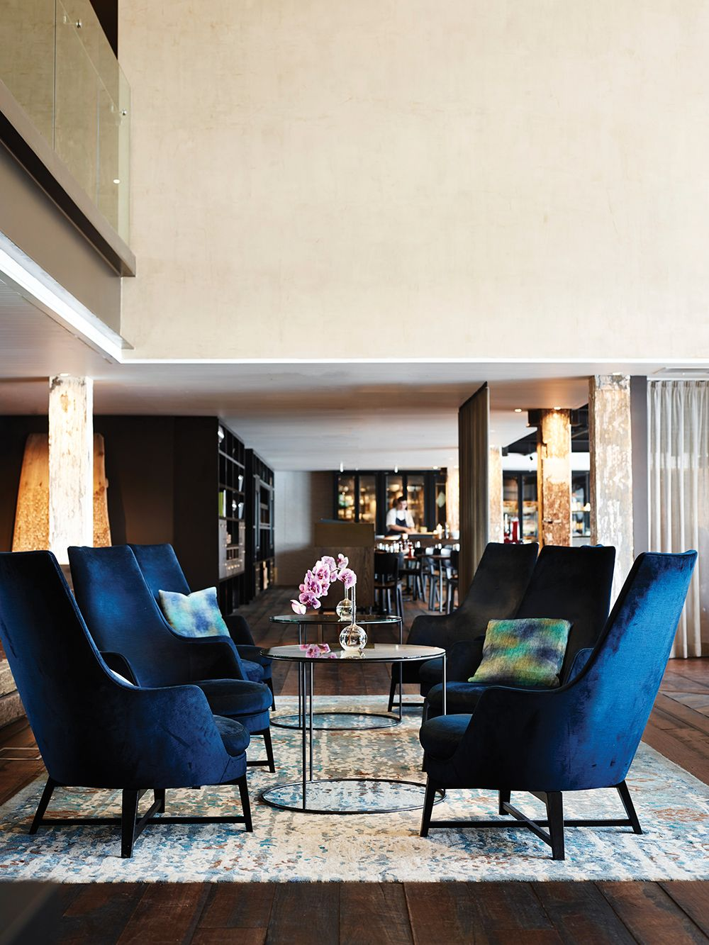 Pier One Hotel Sydney Hospitality Interiors Magazine Ideal Bar