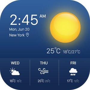 download best weather app for android