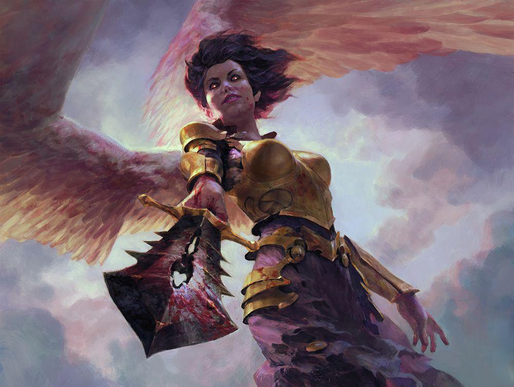 Angelic Purge_MTG by Qrumzsjem.deviantart.com on @DeviantArt
