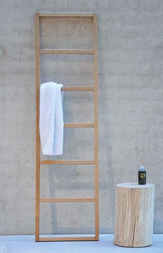 selber machen- Handtuchhalter u2026 Pinteresu2026 - badezimmer deko selber machen