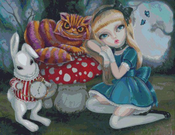 Alice In Wonderland (Candini)