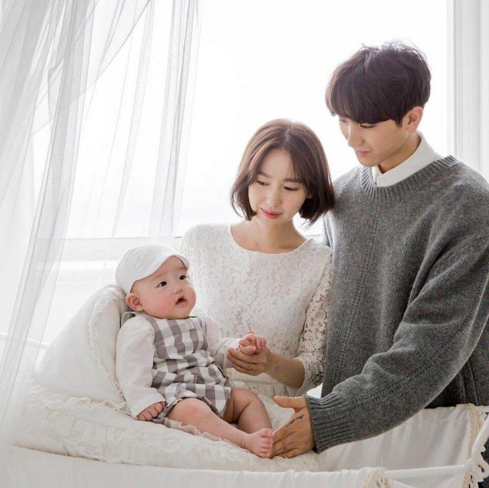 Pin Oleh Mey Di Otnosheniya Foto Keluarga Keluarga Lucu Bayi Laki Laki
