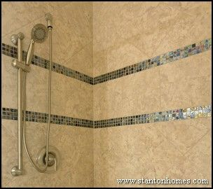 Tile Accent Wall Ideas 2012 Bathroom Tile Trends Custom Tile Mosaic Designs