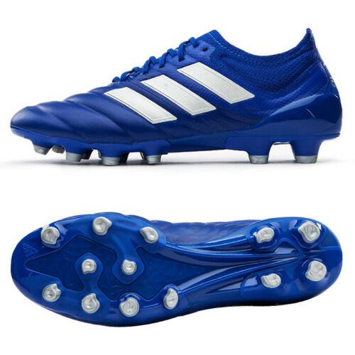 Adidas Copa 20 1 Hg Football Boots Soccer Cleats Blue Fx0785 Ebay In 2020 Football Boots Cleats Adidas