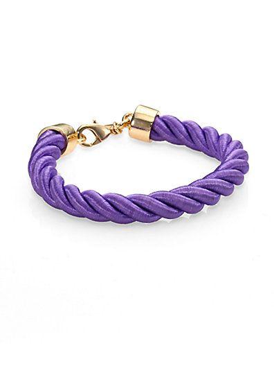 Kate Spade New York - Learn The Ropes Bracelet - Saks.com