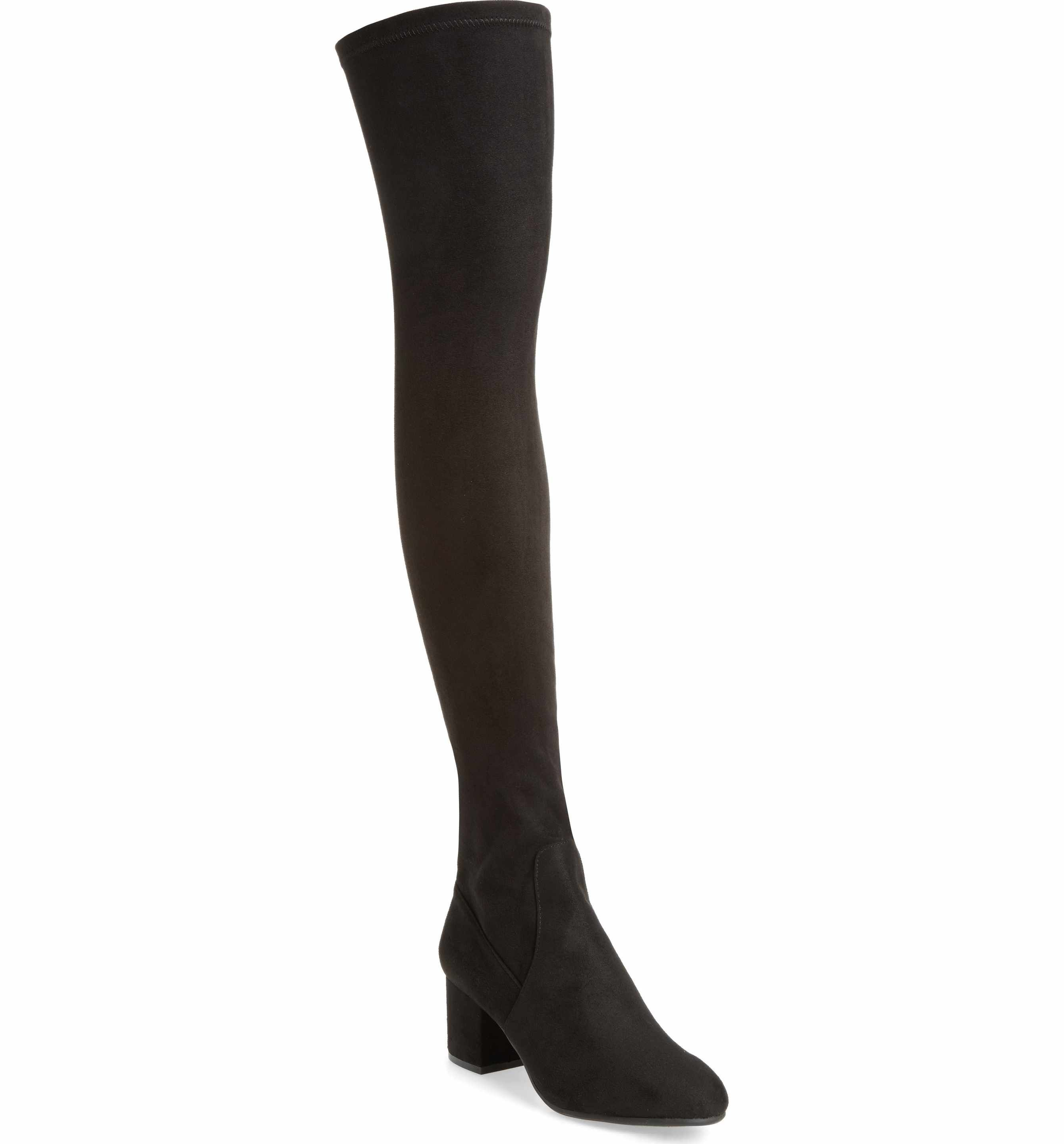 4fead259366 Isaac Over the Knee Boot. Main Image - Steve Madden ...
