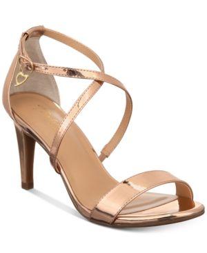 Thalia Sodi Darria Strappy Sandals