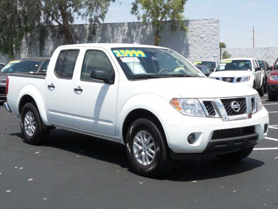 Truck 2016 Nissan Frontier Sv With 4 Door In Tucson Az 85705 Nissan Frontier Nissan Buy Used Cars