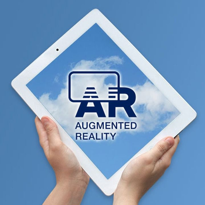 Metaio Wants to Bring Augmented Reality Everywhere | Augmented reality, Branding design, Ar ...
