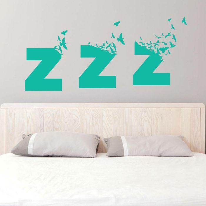 wandtattoo schlafzimmer wohnideen wände gestalten ideen - wohnideen fr schlafzimmer mit wandtattoo