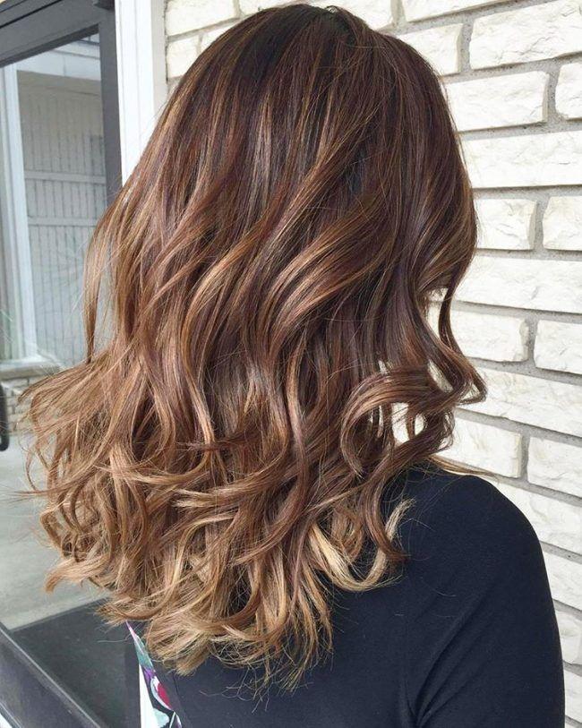 Gorgeous Sombre Chocolate Brown Hair Pinterest Caramel