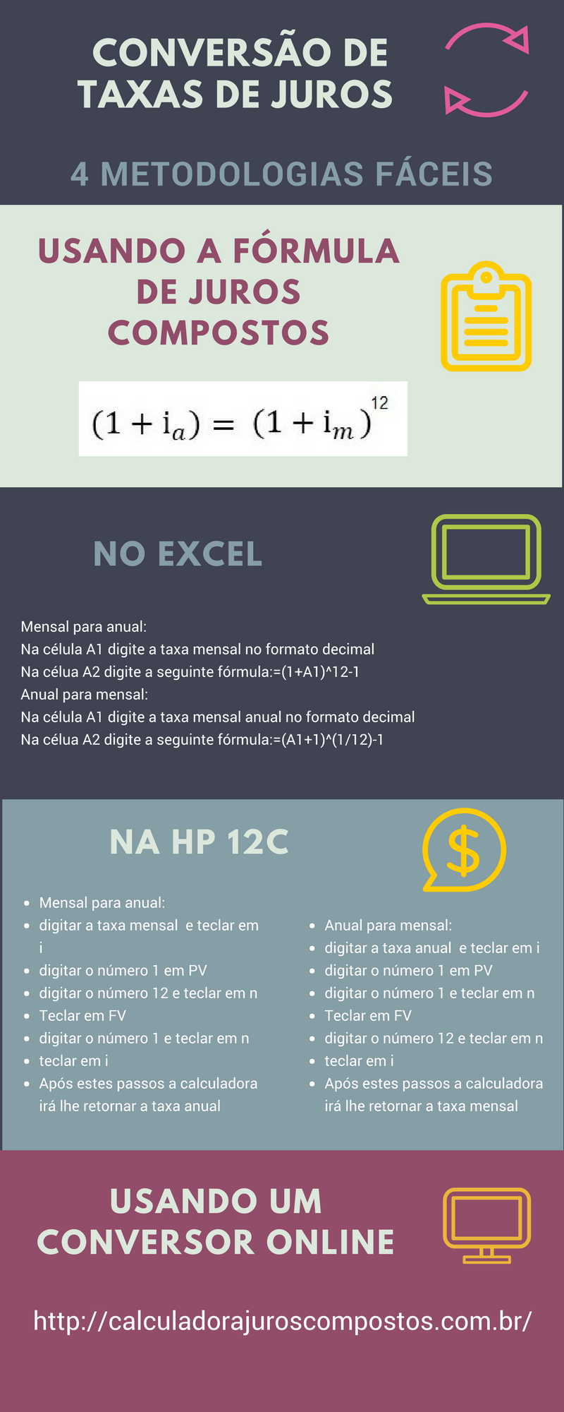 ► Exercícios resolvidos de matemática financeira