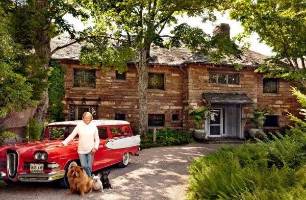Martha Stewart S Maine Home Martha Stewart Home Maine House Architectural Digest