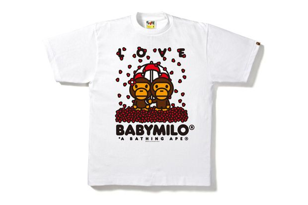 663d474c646d BAPE – 15th Anniversary Baby Milo Lunch Box T-Shirt