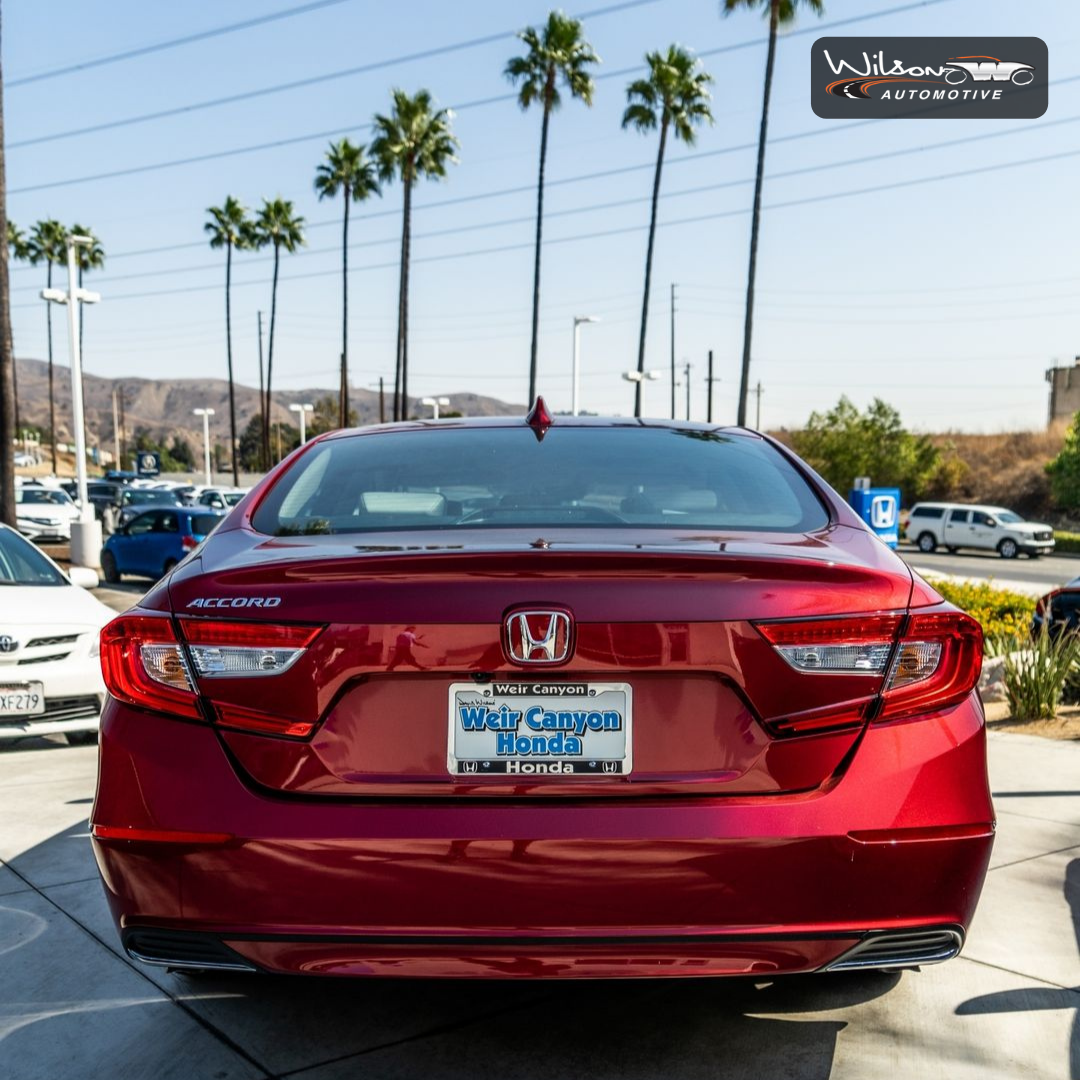 Every Honda Accord comes standard with a suite of driver-assistive and safety technologies that help make your ride that much smoother. From Collision Mitigation Braking System to Road Departure Mitigation System, your Accord is engineered to protect passengers. Learn more at our @weircanyon_honda dealership. #WilsonAutomotive #Honda #HondaCars #HondaUSA #anaheim #orangecounty #oc #honda #hondafest #hondas #hondaclub #hondaday #hondaculture #hondalife #hondaaccord