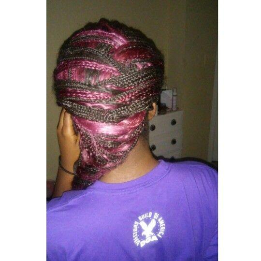 My box braids