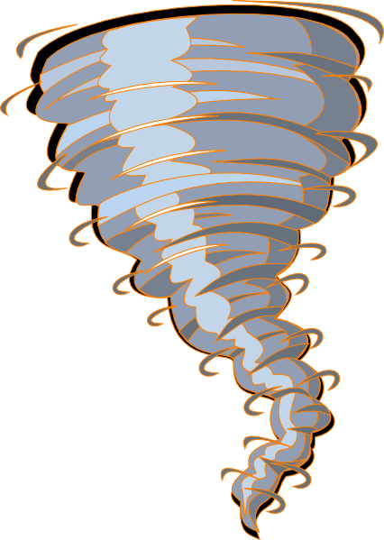 clip art tornado fonts orange tornado clip art projects to try rh pinterest com clip art tornado car clipart tornado png