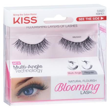 5cc1ec730eb Advertisement; Kiss Blooming Lash Set - 1 ea #Lashes