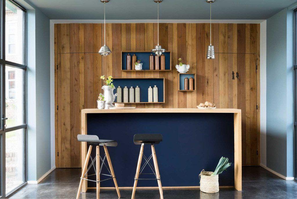 De Interieur Kleur Van 2017 Denim Drift Makeover Nl Interieur Kleuren Mannen Interieur Interieur