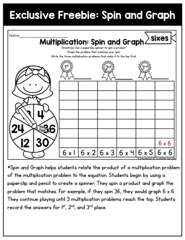 Mastering Multiplication!   Multiplication, Multiplication facts and ...