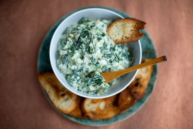 how to make easy dips