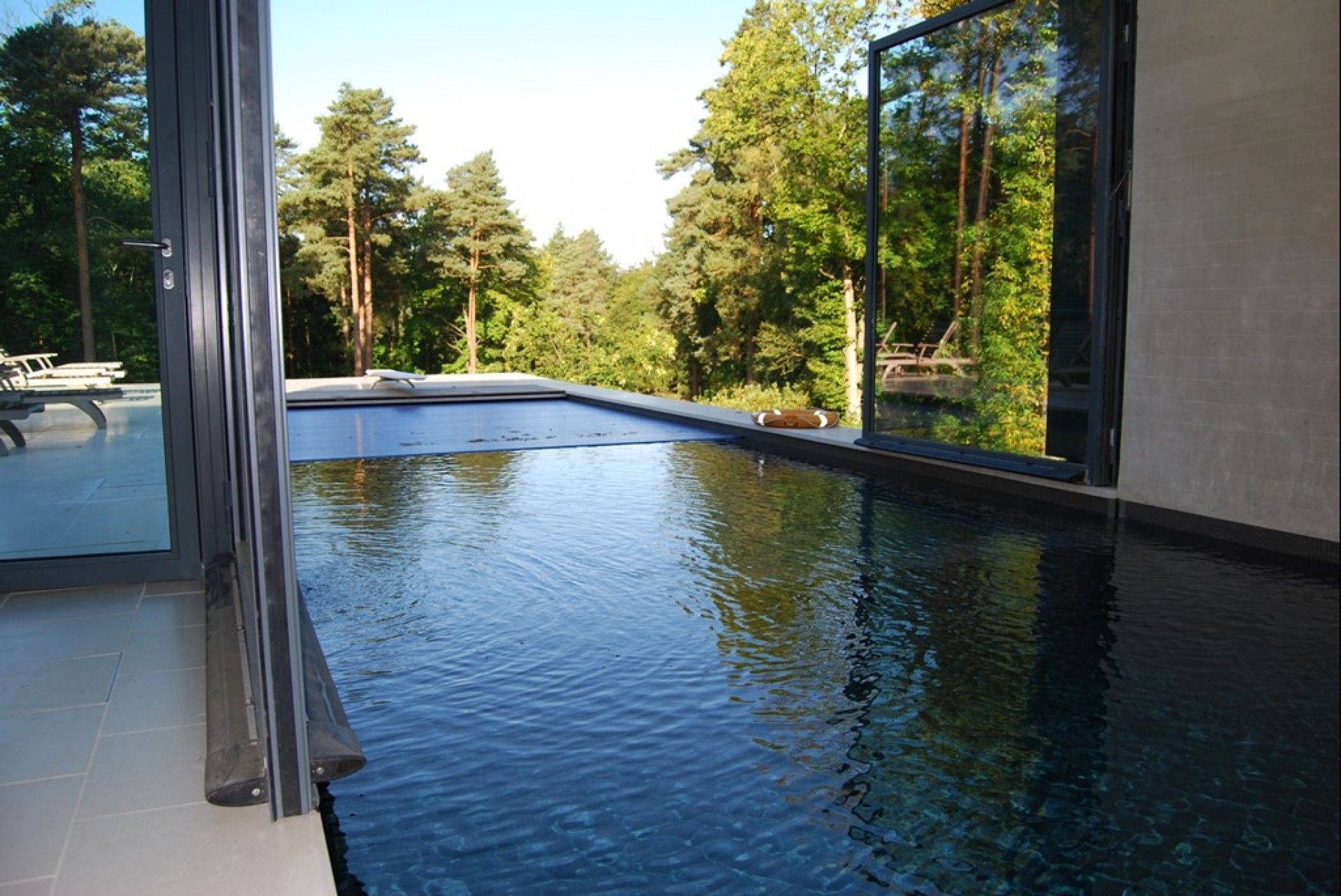 Cocoon Pool Design Inspiration Infinity