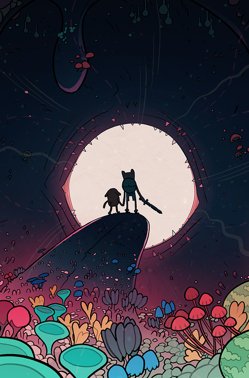 Adventure Time Art X