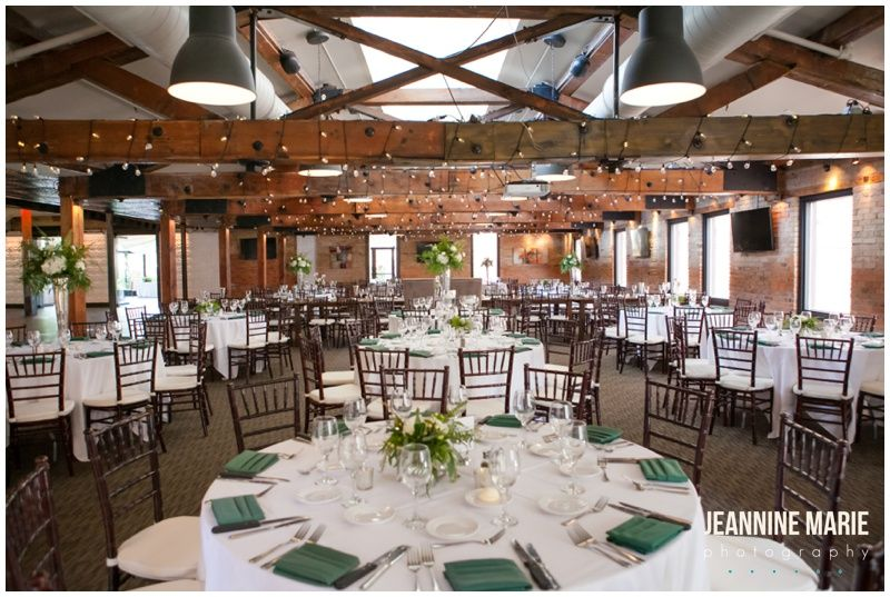 Minneapolis Event Centers Riverside Room The Grand 1858 Indoor Wedding Venue