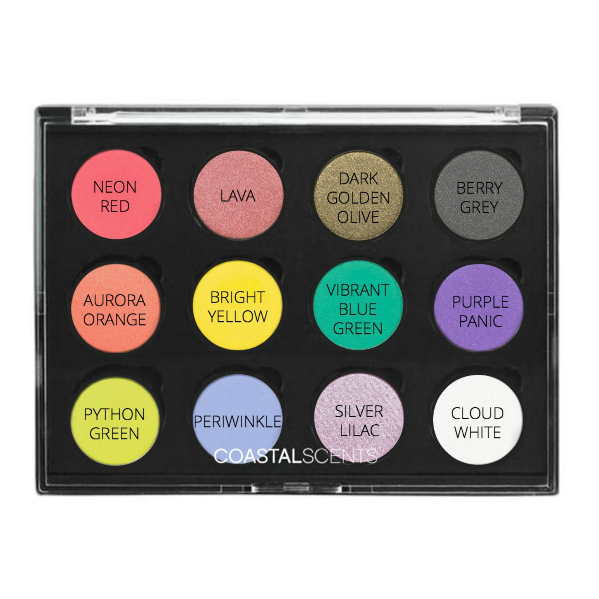 Create your very own Coastal Scents Custom Palette! Choose