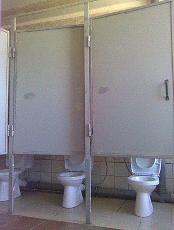 Pointless Stall Doors Funny Photos Pinterest Funniest Photos