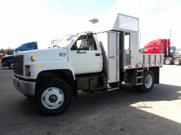 gmc c8500 gmc gmc trucks, trucks, vehicles GMC Semi Truck gmc c8500 gmc trucks, specs