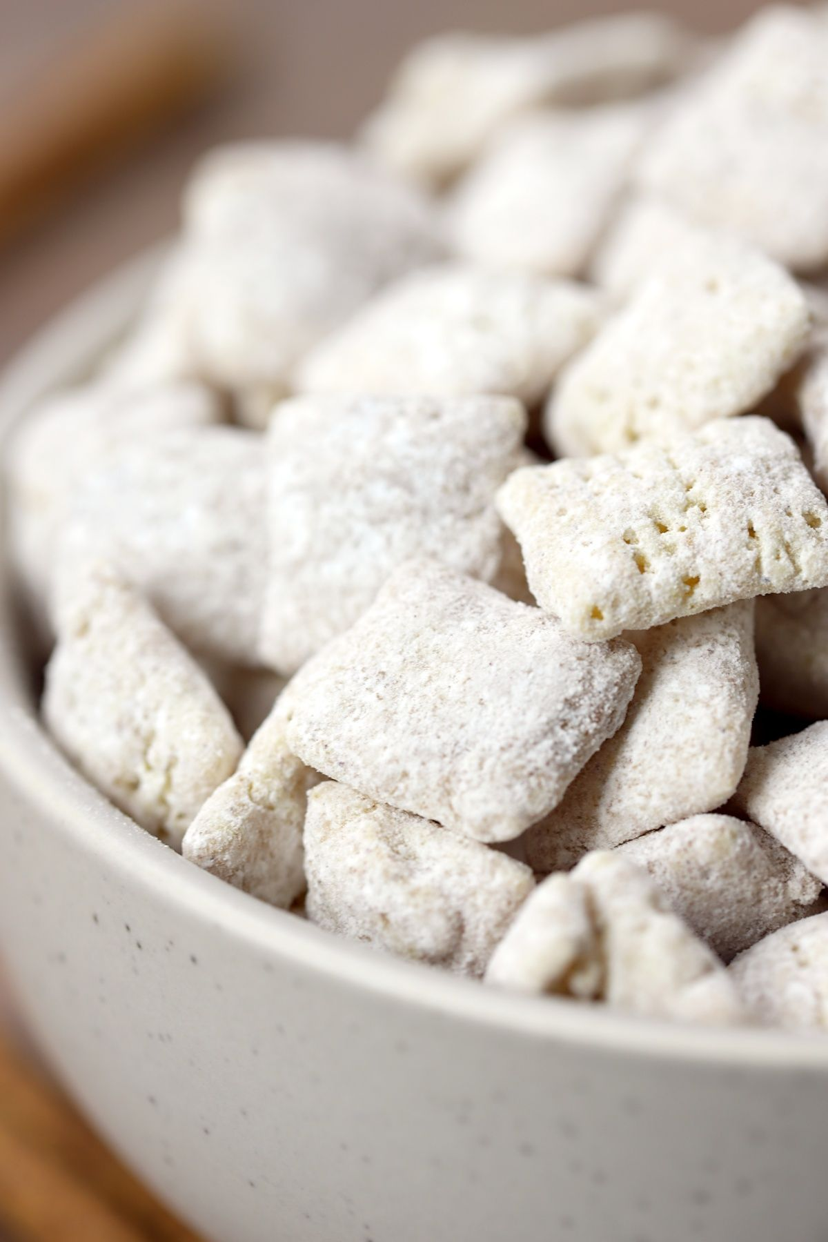 Snickerdoodle Puppy Chow Snack Mix The Toasty Kitchen Lemon Puppy Chow Puppy Chow Snack Mix Puppy Chow Snack