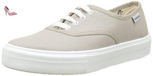125014, Sneakers Basses Mixte Adulte, Rouge (Burdeos), 39 EUVictoria