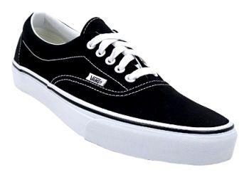 e0d3515ca9 Vans Mens Vans ERA Skate Shoes