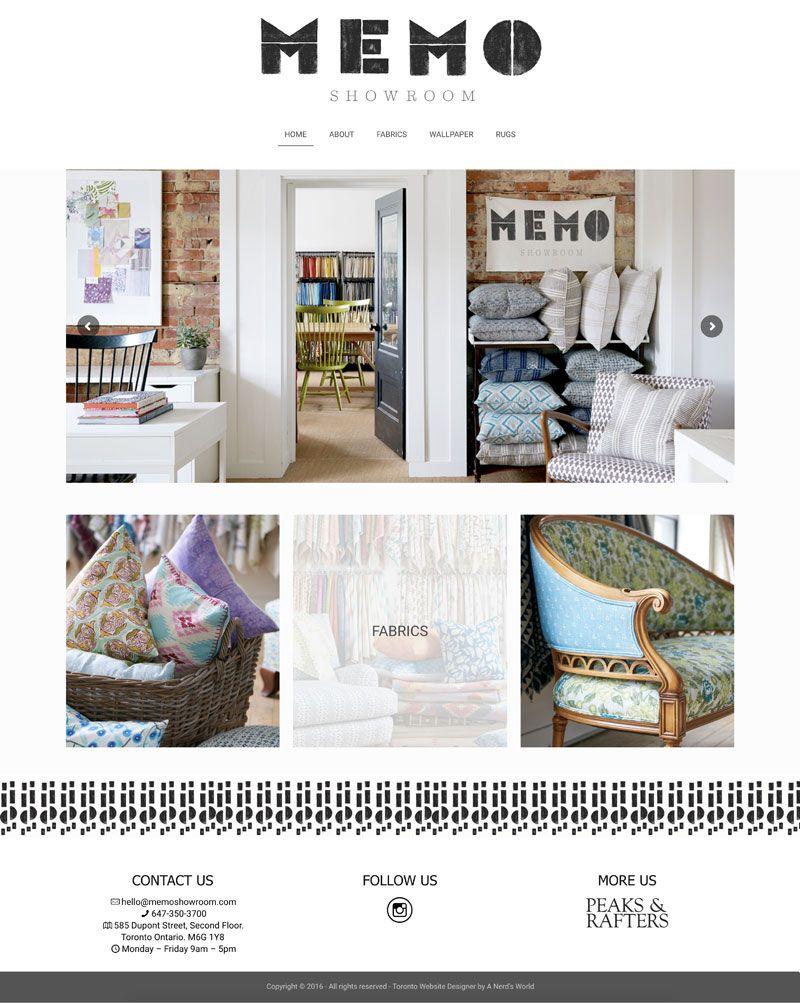 Website Design A Nerd's World Design, Top website