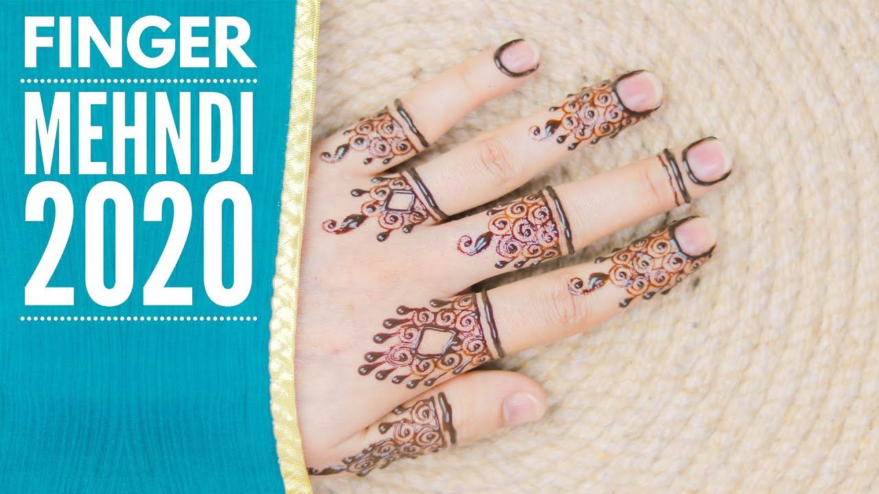 New Finger Mehndi Design 2020 Simple Easy Finger Heena Mehndi Design Mehndi Designs For Fingers Mehndi Designs Mehndi