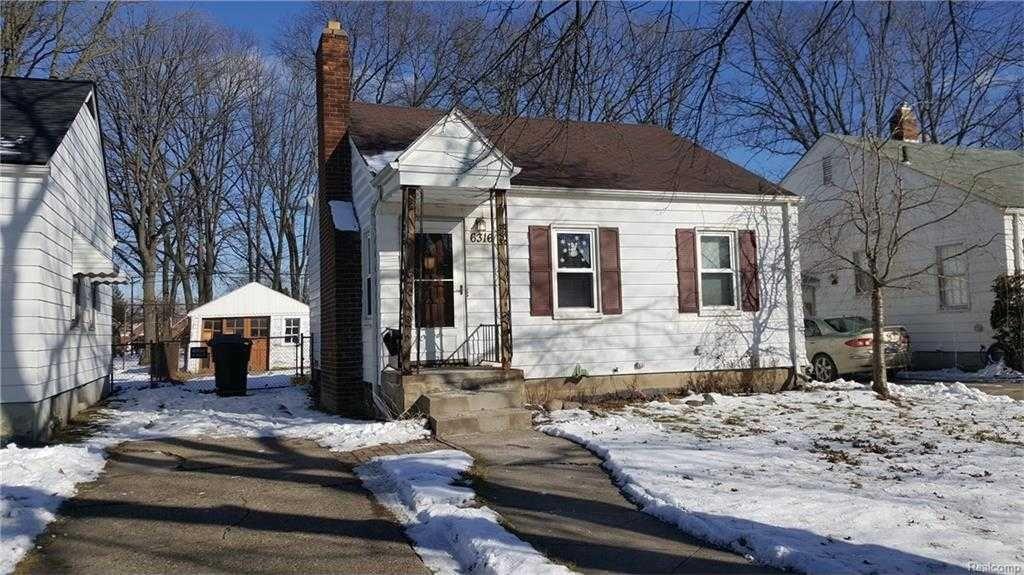 Detroit house for sale mls 217009665 6316 radnor st