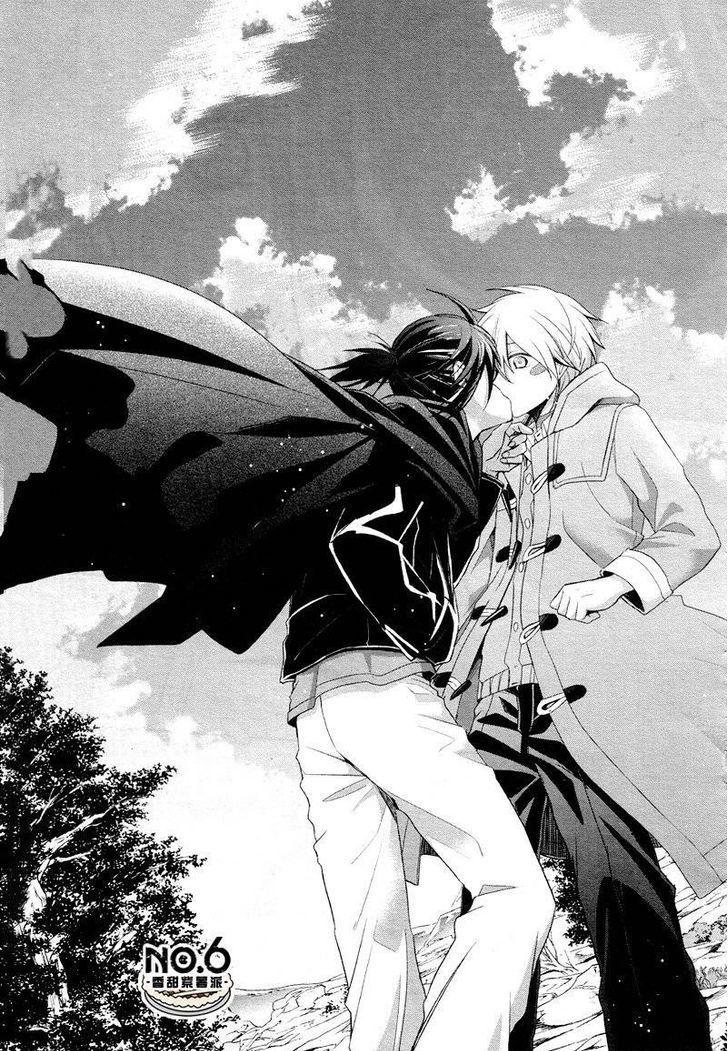 Pin By Yogurt Chan On 1st Love No 6 Manga Anime