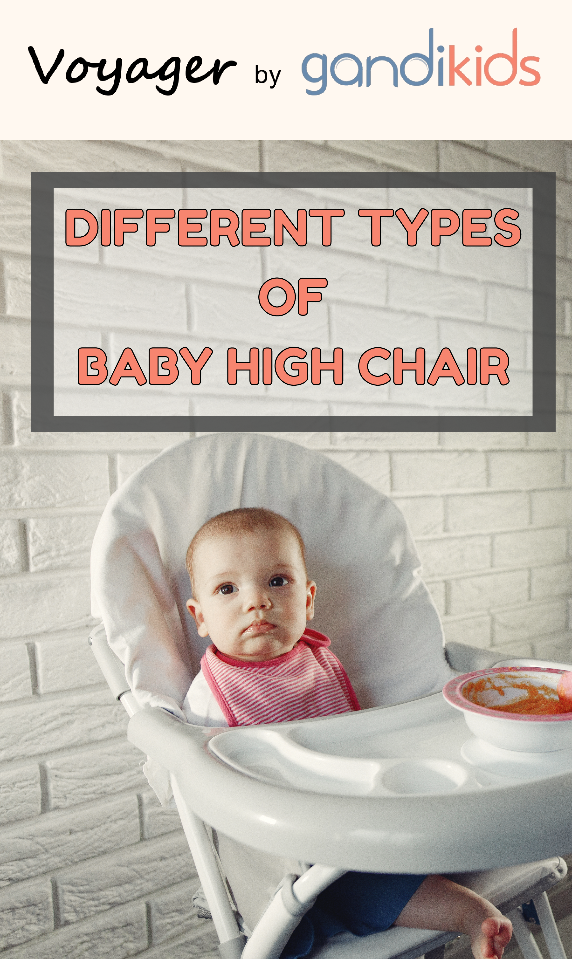 Photo of Different types of baby high chair .