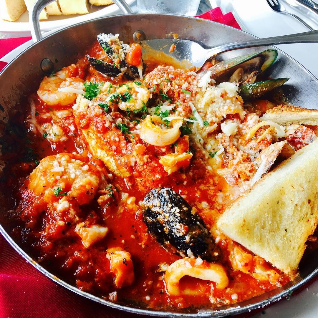 Why Hello There You Delicious Cioppino Instagram Photo From