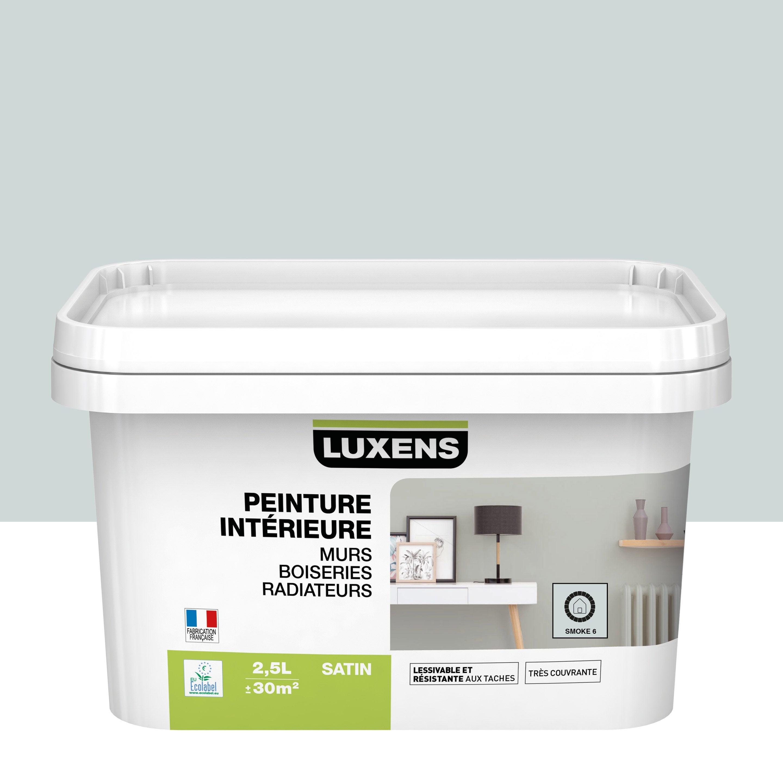 Peinture Multisupport Luxens Smoke 6 Satin 25 L En 2019