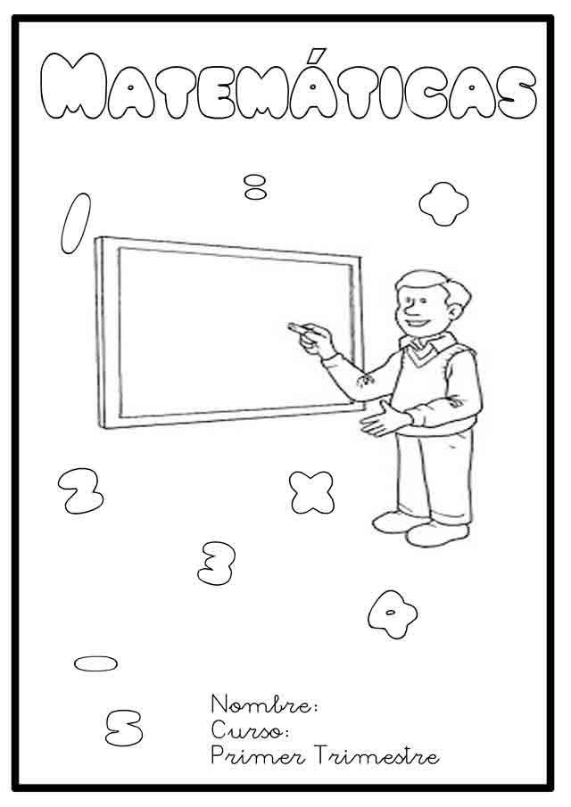 Bordes Para Caratulas Cuadernos Escolares Foricks Image Pelautscom ...