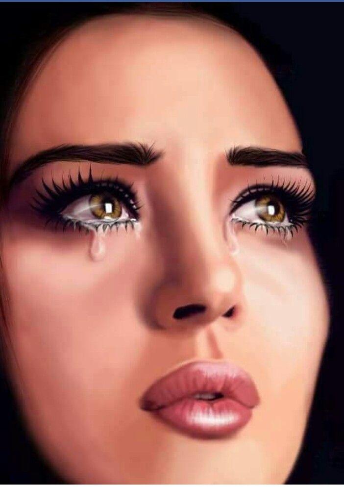 عيون حزينه Nostril Hoop Ring Nose Ring Beautiful Women Faces