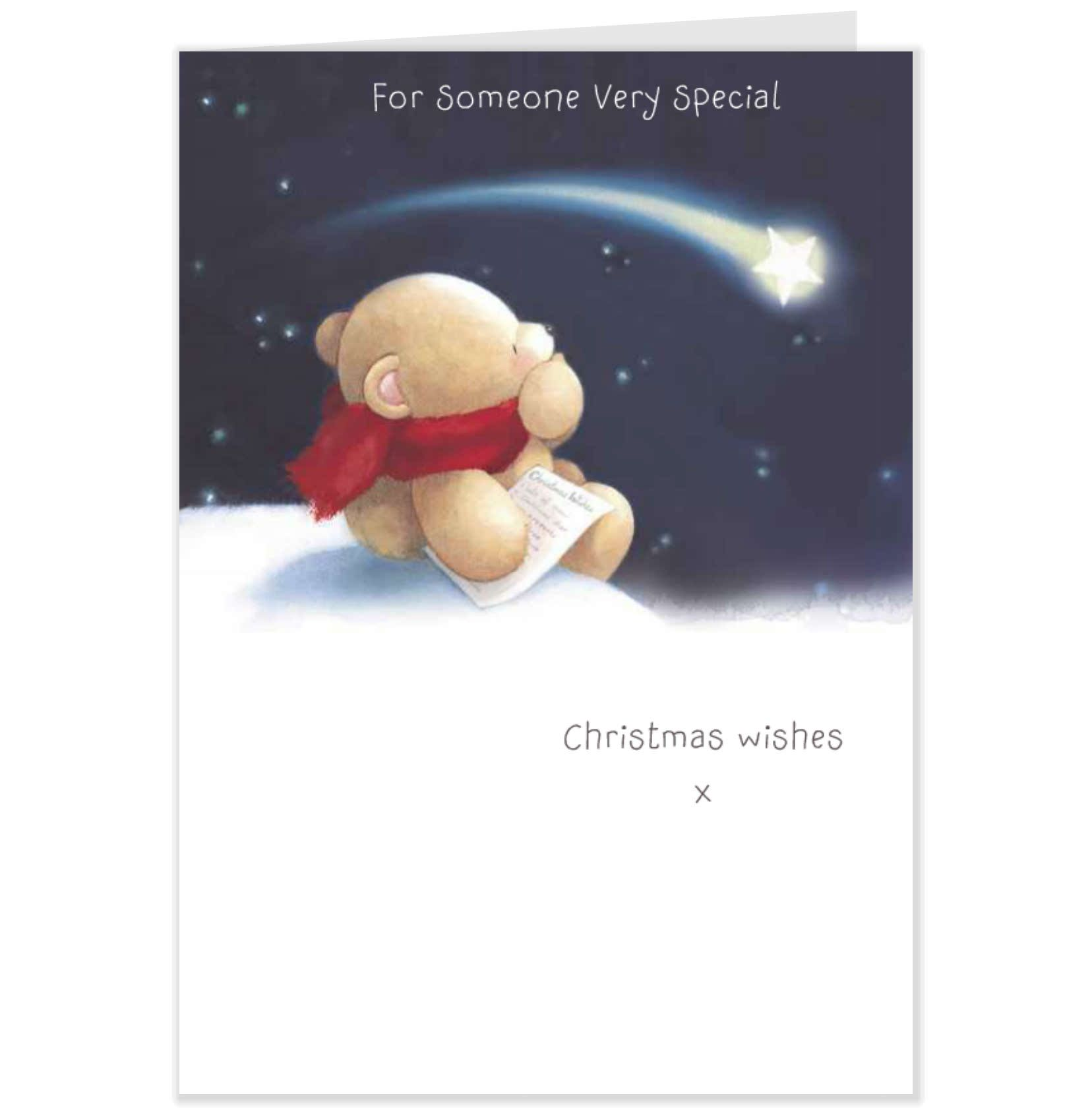 Shop teddy bear bears and teddy bear pics forever friends barnardos charity nightsky christmas card hallmark uk kristyandbryce Gallery